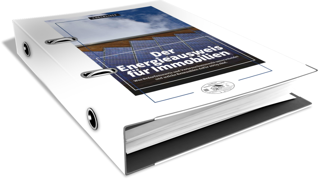 In dieser Checkliste steht kurz und knapp, was man alles für einen Energieausweis benötigt.