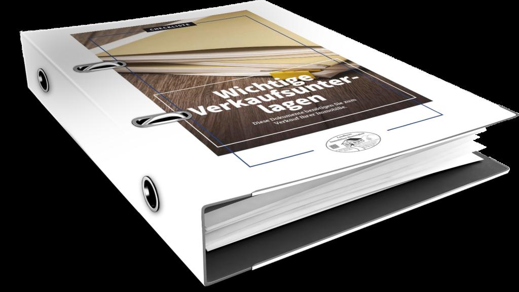 In dieser Checkliste steht kurz und knapp, welche Unterlagen man beim Verkauf einer Immobilie benötigt.